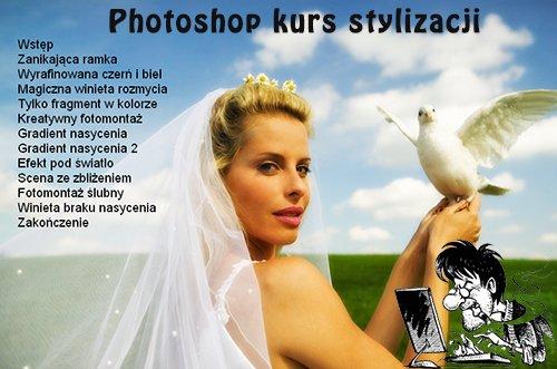 Photoshop kurs stylizacji zdjęć  (PL)