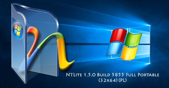 NTLite 1.5.0 Build 5855 Full Portable (32x64) (PL)
